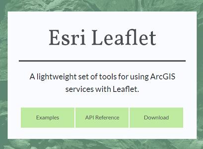 Esri-Leaflet